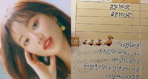 April, Naeun, Hyunjoo