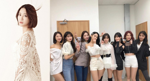 Nine Muses, Hyuna, Lee Sem