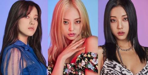 CLC, Seunghee, Seungyeon, Yeeun
