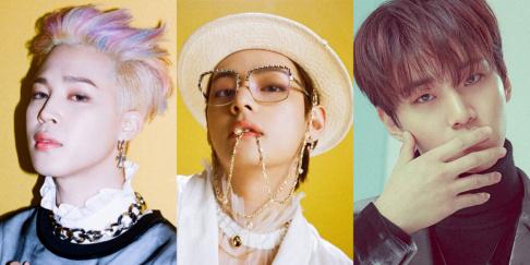 BTS, V, Jimin, Junho