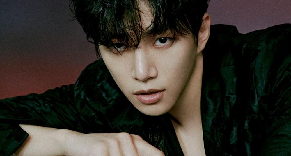 2PM's Junho exudes charismatic appeal in 'Dark ver.' teaser image for  'MUST' | allkpop