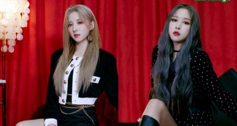 Cosmic Girls, Dayoung, Eunseo, Red Velvet, Seulgi