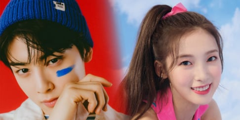 Cha Eun Woo, Seola, Yuju, Doyoung, Haechan, Arin, Yeo One, Yeri, DK, Rowoon, Dawon, The Boyz