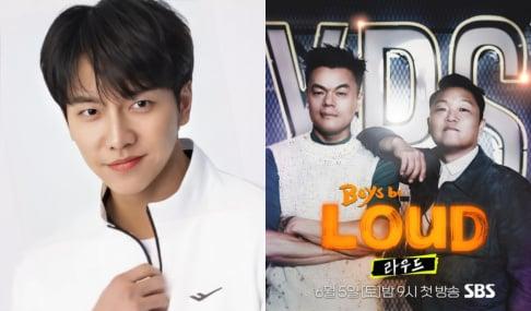 J.Y. Park, Lee Seung Gi, Psy