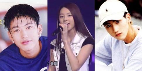 Click B, Sung Yuri, NRG, Park Soo Jin, Eugene