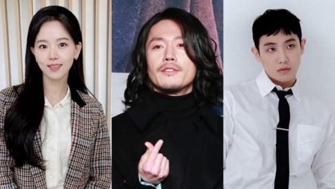 Jang Hyuk, Lee Joon