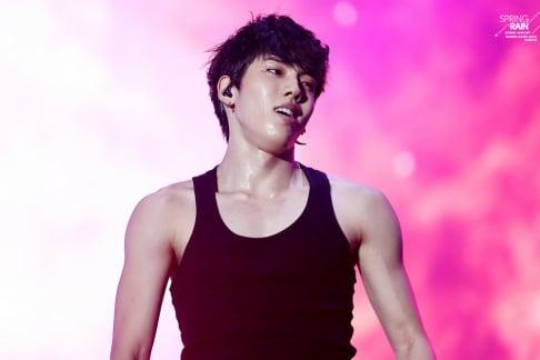 INFINITE, Sunggyu, Dongwoo, Woohyun, Sungjong, Sungyeol