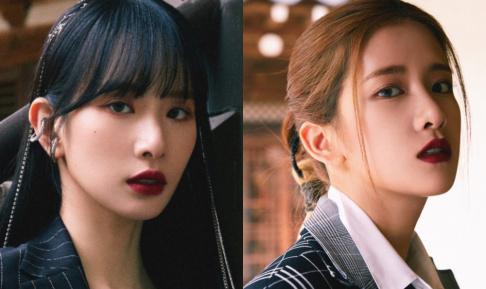 Cosmic Girls, Exy, Seola, Seulgi