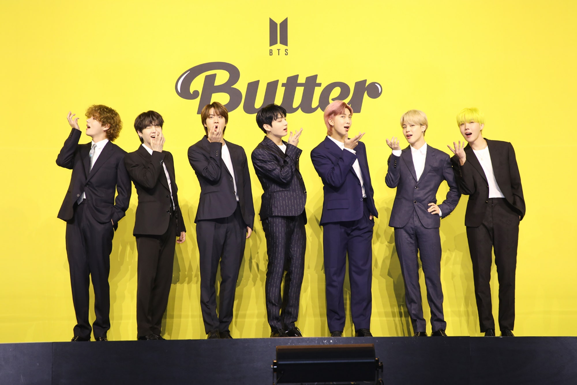 """[EXCLUSIVE] [INTERVIEW] BTS """"Butter"""" songwriters Alex Bilo and Jenna Andrews unpack the anatomy of the song"""