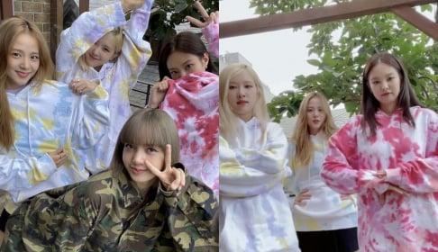 BLACKPINK, Jennie, Jisoo, Rose, Lisa