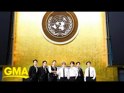 Catch a recap of BTS on 'Good Morning America' with President Moon Jae In, opening up about the honor of being invited to the UN General Assembly
