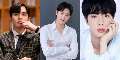 Jin, Kwon Hyun Bin, Yoo Seung Ho
