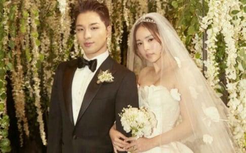 Big Bang, Taeyang, Min Hyo Rin