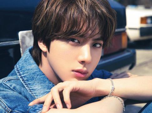 BTS, Jin