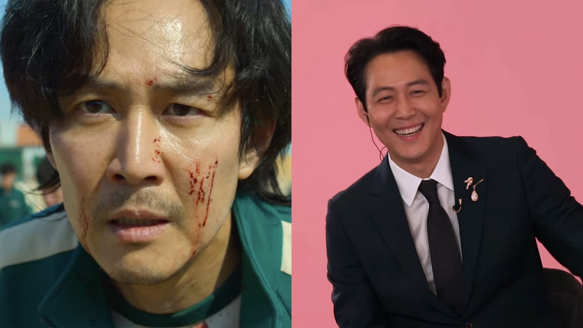 Overseas fans say they couldn't recognize Lee Jung Jae on 'The Tonight Show  Starring Jimmy Fallon' because of his clean-cut appearance | allkpop