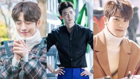 Ji Chang Wook, Kim Soo Hyun, Lee Jae Hoon, Lee Jong Suk, Nam Joo Hyuk, Park Bo Gum, Park Seo Joon, Siwan, Hyungsik
