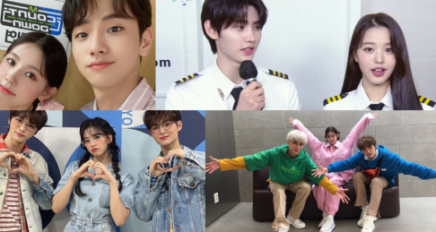 ENHYPEN, Sunghoon, (G)I-DLE, Miyeon, Jang Won Young, Kim Min Ju, Ahn Yu Jin, misc., NCT, Jungwoo, Sungchan, Stray Kids, Lee Know