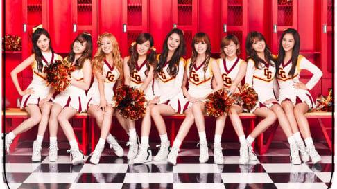 After School, Orange Caramel, f(x), Girls