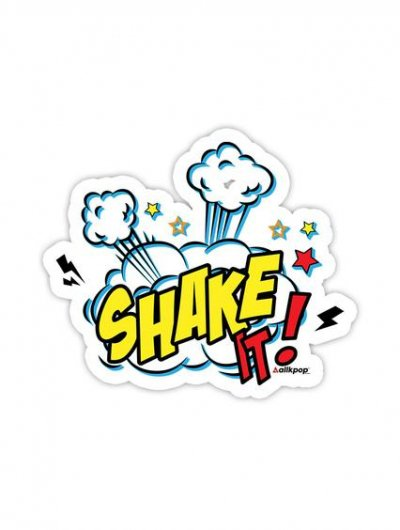 Shake it Sticker - $3