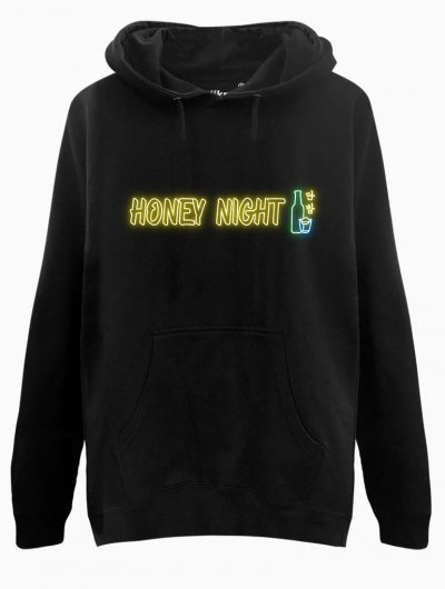 Honey Night Hoodie - $35