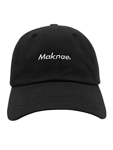 Maknae Dad Hat - $20