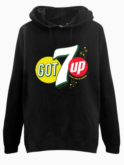 GOT7UP Hoodie - $35