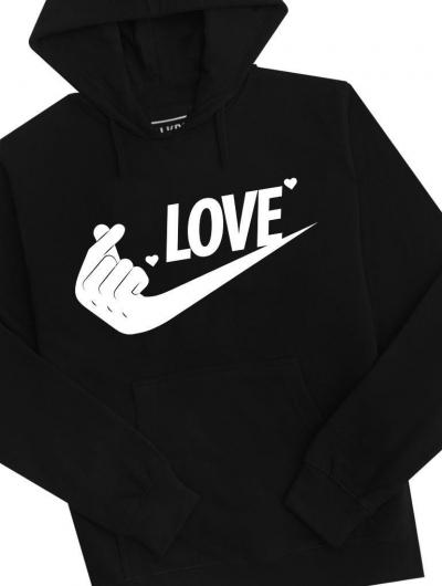 Just Love Hoodie - $35