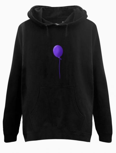 Purple Hoodie - $35