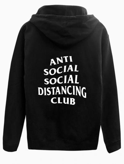 ASSDC Hoodie - $38