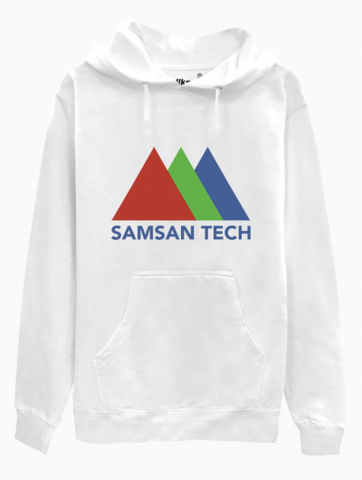 Samsan Tech Hoodie - $35