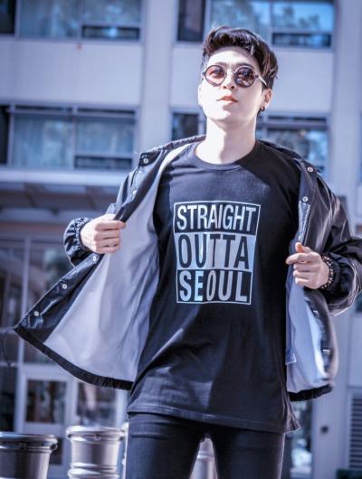 Straight Seoul - $18