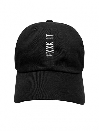 FXXK IT DAD HAT - $20