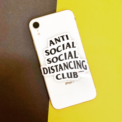 ASSDC Sticker - $3