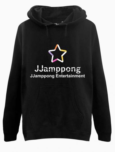 Jjangpong Ent Hoodie - $35