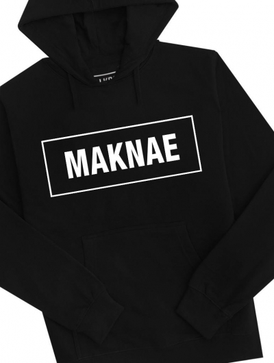 Maknae Hoodie - $35