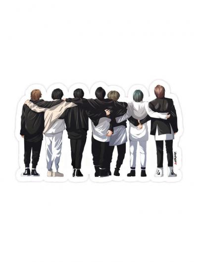 BTS Hug - $3