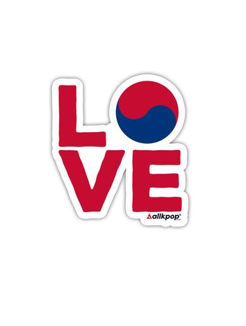 Korea Love - $3