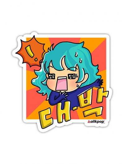 Daebak sticker - $3
