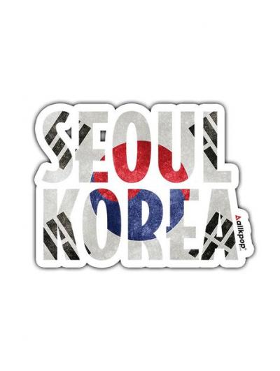 Seoul Flag - $3