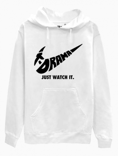 Just Watch It Hoodie - $35