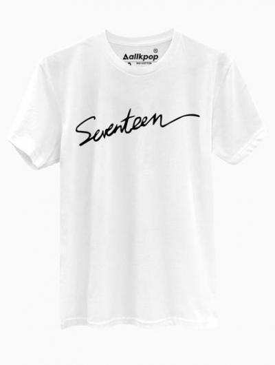 Seventeen Tee - $18